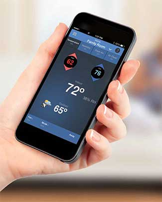 Wifi Thermostat by Honeywell