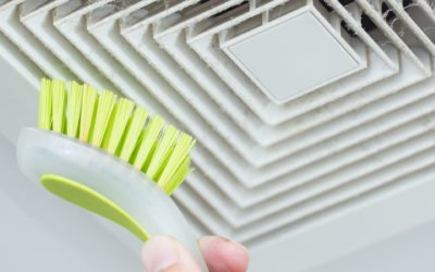 Cleaning your air conditioning vents
