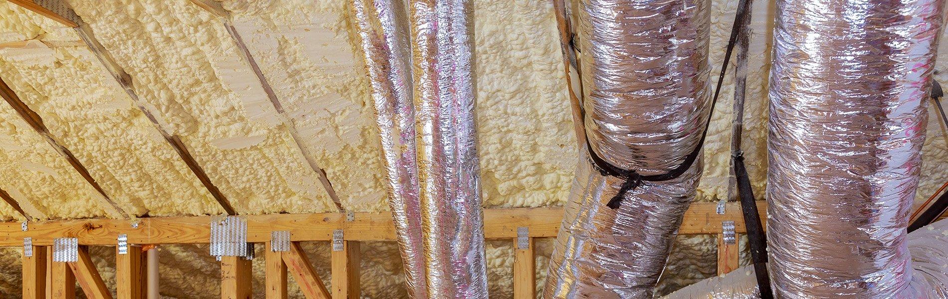 attic insulation image
