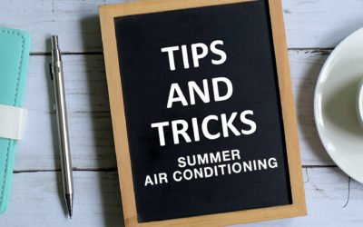 Three easy ways to improve your summer air conditioning